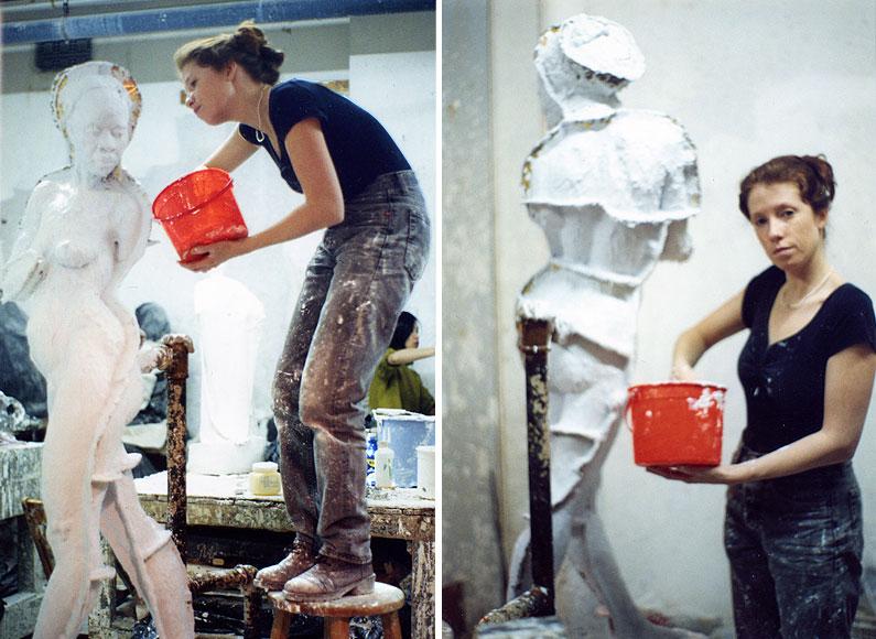 sculptures by kathryn porter